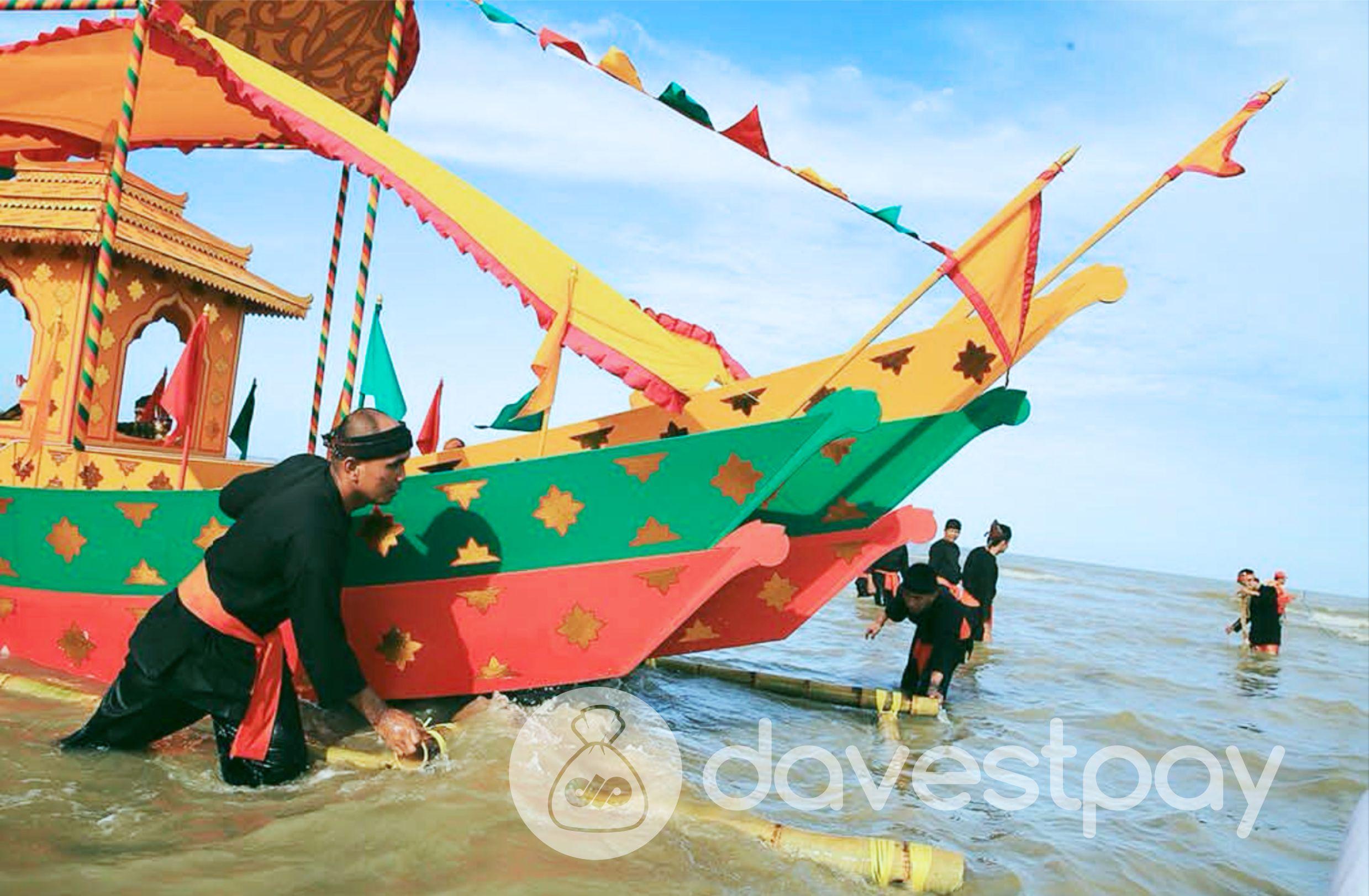 Isi Libur Desember dengan Nonton Festival Iraw Tengkayu !