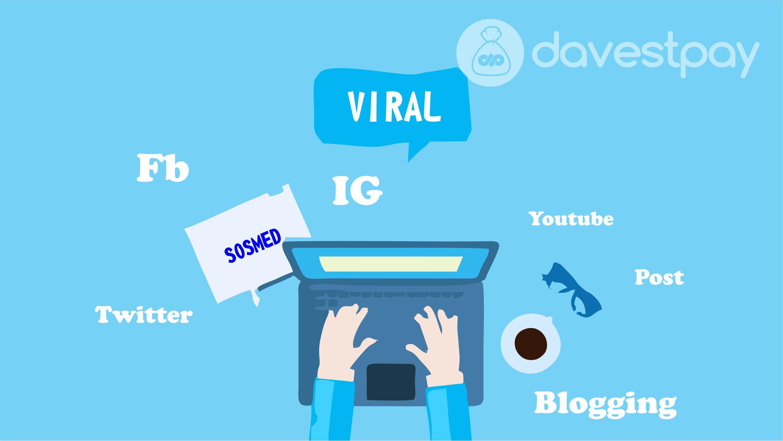 Cara Buat Konten Jadi Terkenal di Media Sosial